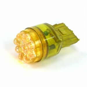 Super Bright Yellow (Amber) T20 Led 12v Wedge Bulb Keep It Clean T20LEDY custom