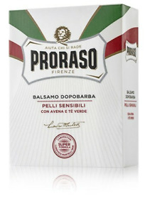 Proraso After Shave Lotion, Sensitive & Anti Irritation, 3.4 fl oz