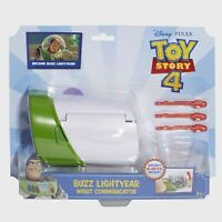 Toy Story Buzz Lightyear Wrist Communicator with Blaster Projectiles Toy NEW