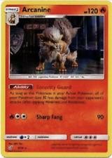 Pokemon -  DETECTIVE PIKACHU - Arcanine - 6/18 - Holo rare - NM/M