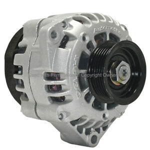 Remanufactured Alternator  Quality-Built  8233607