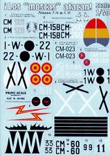 Print Scale 1/48 Polikarpov i-16. Los Moscas atacan! #48067