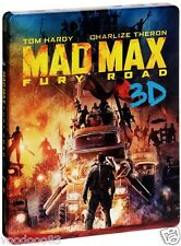 Mad Max: Fury Road Metalpak(Blu-ray) En,Ru,Czech,Polish,Hungarian,Turkish,Hindi