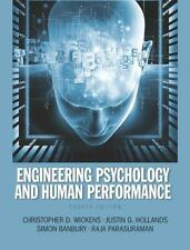 Engineering Psychology and Human Performance, Wickens, Hollands, Banbury,**