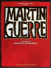 Martin Guerre Vocal Selections (1997, Paperback)