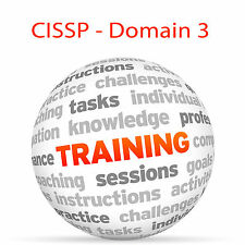 CISSP - Domain 3 - Video Training Tutorial DVD