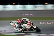 Marco SIMONCELLI SAN CARLO HONDA GRESINI MOTO GP QUATAR 2011 fotografia 1