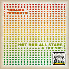 HOT ROD ALL STARS  REGGAE & ROOTS REVIVAL MIX CD