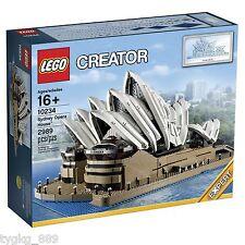 Lego Creator Expert Sydney Opera House Model 10234, New