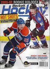 Nugent-Hopkins & Landeskog Cover Beckett NHL Hockey January 2013 Issue