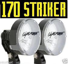 2 LightForce 170 Striker Driving Light Force Fog Snow 100W 170 HT 12v LH003