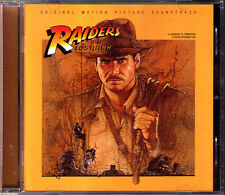 Indiana Jones: Raiders of the Lost Ark John Williams OST CD colonna sonora MONTAGNA GIOCO