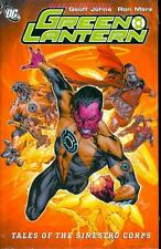 GREEN LANTERN TALES OF THE SINESTRO CORPS HC 18-20 ION