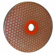 "180 Grit Diamond Grinding Disk For Diamond Tech Max Or Bevel Max Grinder 6"" New"