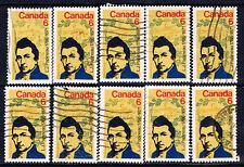 Canada #539(1) 1971 6 cent LOUIS JOSEPH PAPINEAU CANADIAN POLITICIAN 10 Used