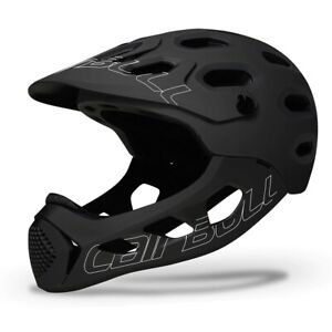 Full Face Bicycle Helmet MTB Mountain Road Bike Helmet Downhill Protect Cycling