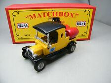 Matchbox MoY Code 2 YGL-44 Ford T PickUp-Umbau und Ladung rote Box 1 von 6