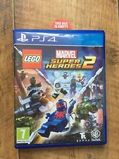 Lego Marvel Super Heroes 2 EMPTY CASE ps4 Replacement case Box No Game