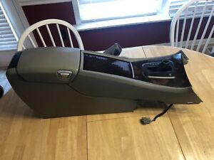 2005-2009 Volvo V70 S60 Tan Center Console With Aux!