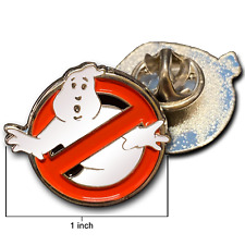 Ghostbusters lapel pins