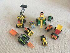LEGO CITY Construction Bundle (Road Roller, Tractor, Bulldozer, Power Miner)