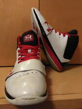 Mens Under Armour TB Micro G Funk  Athletic Basketball Shoes Sz 10