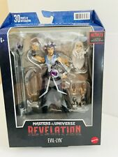 Masters of the Universe REVELATION Evil Lyn 2021 He-man Figurine Available NOW