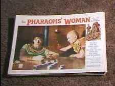PHARAOHS WOMAN '61 LOBBY CARD #2 SWORD & SANDAL