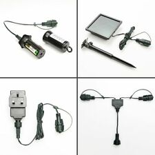 ConnectGo Connectable Accessories for LED Christmas Lights   Plug Extension