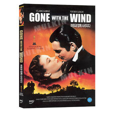 GONE WITH THE WIND (1939) DVD - Vivien Leigh, Clark Gable, Leslie Howard