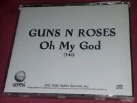 Guns N' Roses Rare Oh My God Promo CD Axl Rose 1999 Chinese Democracy B-Side NEW