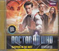 Doctor Who Sleepers In The Dust CD Audio Book Darren Jones Unabridged