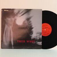 TRUE WEST Self-Titled LP BOYD 1001 EX