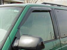 Tape-On Vent Visors for 1985 - 2005 GMC Safari Van