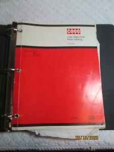 1983 Case 1194 Parts Catalog Tractor OEM Pub 8-2180