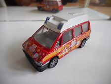 Guisval Renault Espace in Red on 1:43