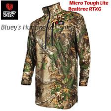 Stoney Creek Microtough Mens L/s Hunting Shirt -realtree Xtra Camo 7609 2xl