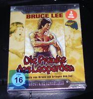 La Zampa Des Leopardi Uncut Bruce Lee Limitata Platinum Edizione blu ray Nuovo