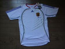 Japan 100% Authentic Formotion Player Issue Soccer Jersey 2006/07 Away BNWT O(M)