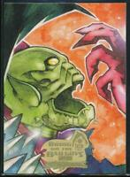 2008 Marvel Masterpieces 3 Trading Card #2 Annihilus