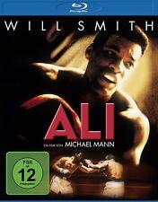 ALI (2001 Will Smith, Michael Mann) -  Blu Ray - Sealed Region B for UK