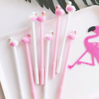 Novelty Flamingo Ball Point Pen Cute Bird Ballpoint Pen Kids Students Stationery