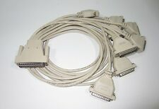 Innovations Innline 2020 Octopus Cable RS232 DB78 to DB25 Pin 8 Port Cables PMS