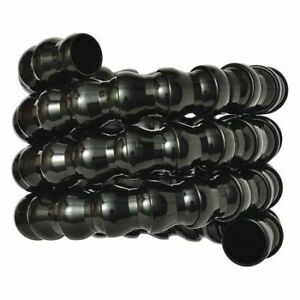 "Loc-Line 69539-Blk Hose, Black, 3/4"", 5Ft., Coil"