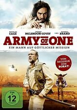 Army of One  DVD - Nicolas Cage eine atemberaubende Tour de Force