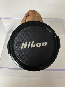 【NEAR MINT】 Nikon Genuine Original 62mm Front Lens Cap From JAPAN #14071