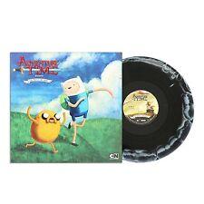 Adventure Time Presents The Music of OOO Vinyl LP Black White Gunter Variant