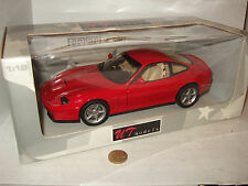 UT models Ferrari F550 Maranello Diecast Model in 1:18 Scale