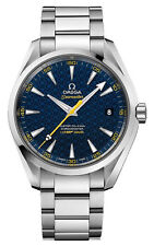 OMEGA Seamaster Aqua Terra James Bond Spectre 23110422103004 Unworn Intl WTY