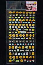 San-X kamonohashikamo Duck Platypus Marking Stickers SE02806